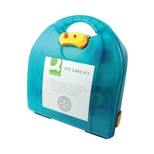 Q-Connect Eye Wash Kit With 2x500ml Eyewash 1006088