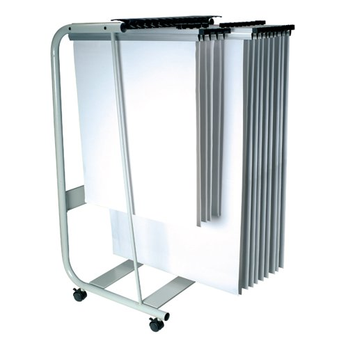 Q-Connect Mobile Hanger Stand (Hangers not included) KF00780