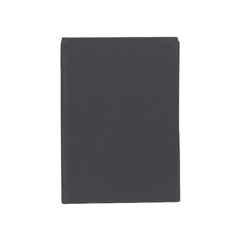 Q-Connect Casebound Index Notebook 96 Pages A6 A00064