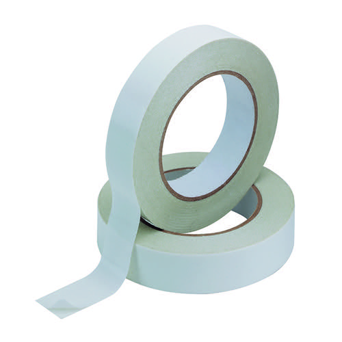 Q-Connect Double Sided Tape 25mmx33M
