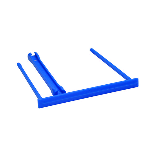 Q-Connect Binding E-Clip Blue (Pack of 100) KF02282