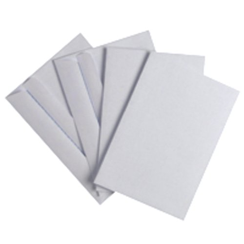 Q-CONNECT WHITE C6 ENVELOPE S/SEAL PK50