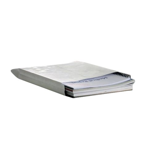 Q-Connect C5 Envelopes Gusset Peel and Seal 120gsm White (Pack of 125) KF02889
