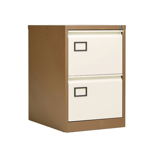 Jemini 2Drw Filing Cabinet Co Cream