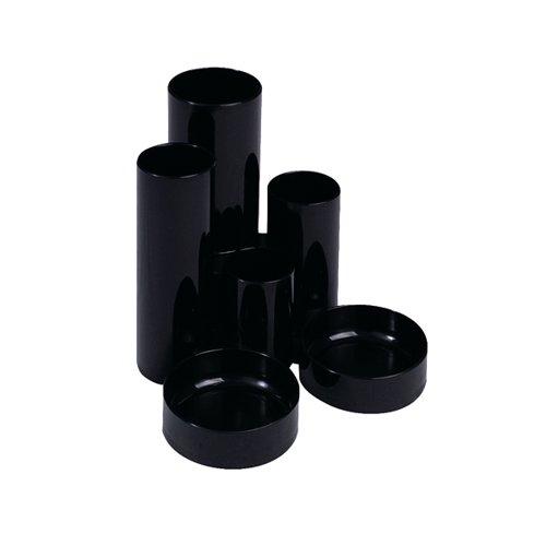 Q-Connect Tube Tidy Black