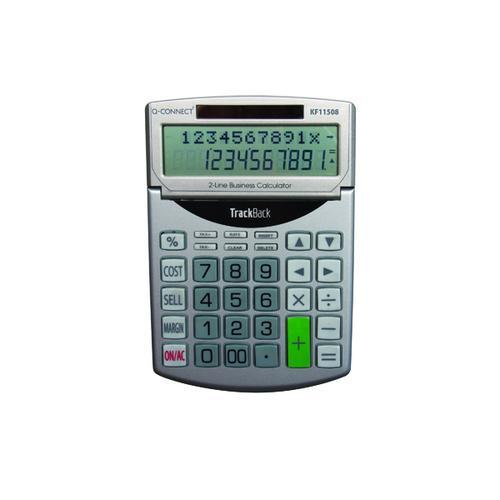 Q-Connect 12 Digit Calculator