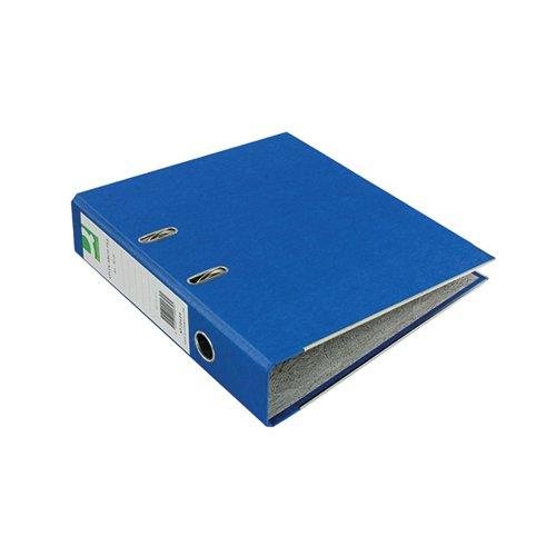 Q-CONNECT BLUE A4 LEVER ARCH PK10