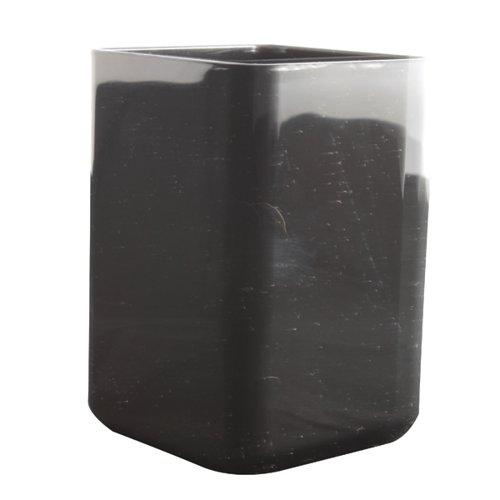 Q-Connect Executive Pen Pot Black KF21696