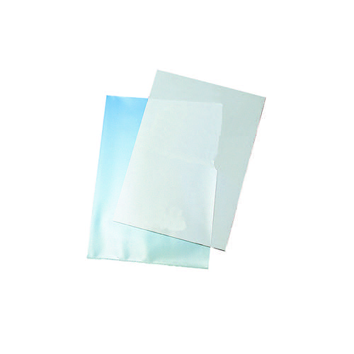 Q-CONNECT A4 CLEAR CUT FLUSH FOLDER P100