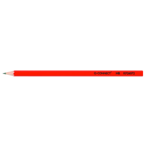 12 x Q-Connect HB Office Pencil (Can provide soft shade and sharp lines) KF26072