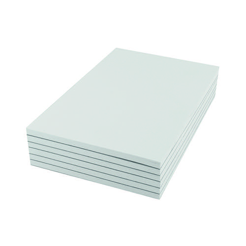 Q-Connect Plain Scribble Pad 160 Pages 203x127mm (Pack of 20) KF27019