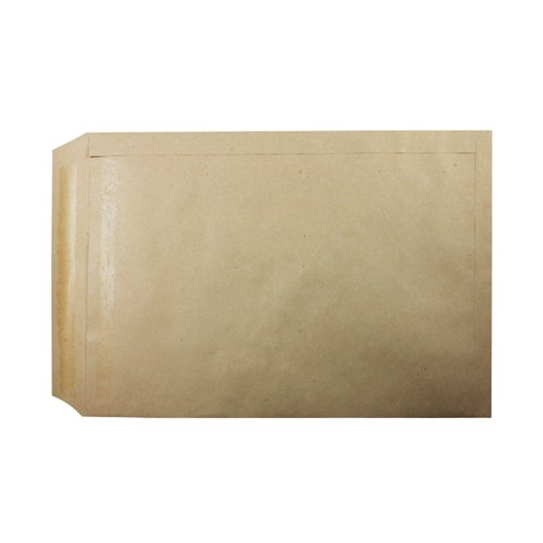 Q-CONNECT MAN C3 SF/SEAL ENVELOPE PK125