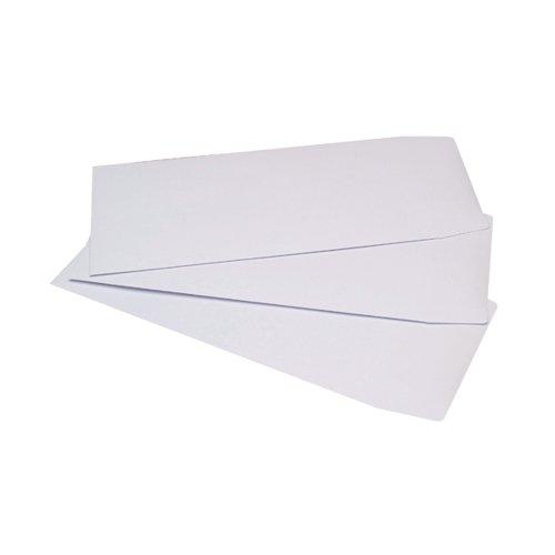 Q-Connect DL Envelopes Pocket Self Seal 100gsm White (Pack of 500) 8027