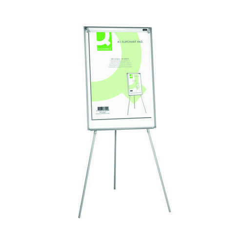 Q-Connect Flipchart Pad A1 Plain 40 Sht