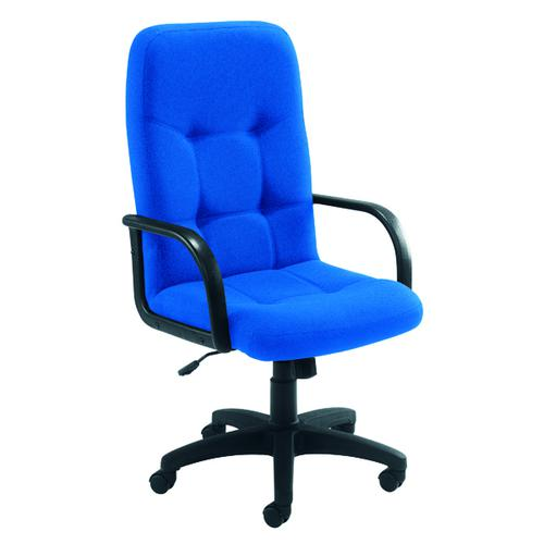 ARISTA HIGH BACK RYL BLUE MANAGER CHAIR