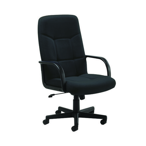ARISTA HIGH BACK MANAGER CHARCOAL CHAIR