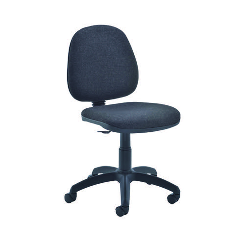 Jemini Sheaf Medium Back Operator Chairs (Adjustable back position for ergonomic use) KF50169