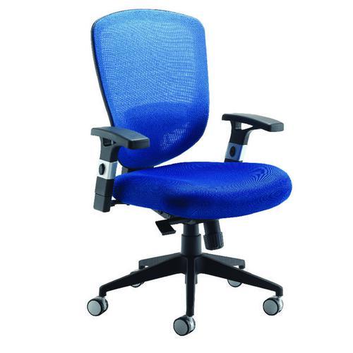 FF Arista Mesh Hb Task Chair Blue