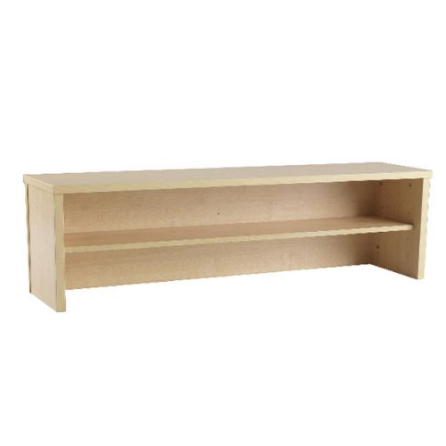 FF Jemini Intro 1600 Desk Riser Maple