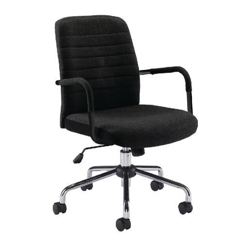 FF Jemini Black Soho Chair
