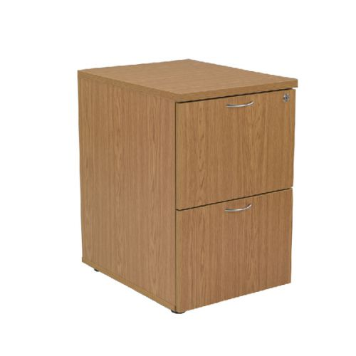 FR FIRST FILING CABINET 2 DRAWER OAK