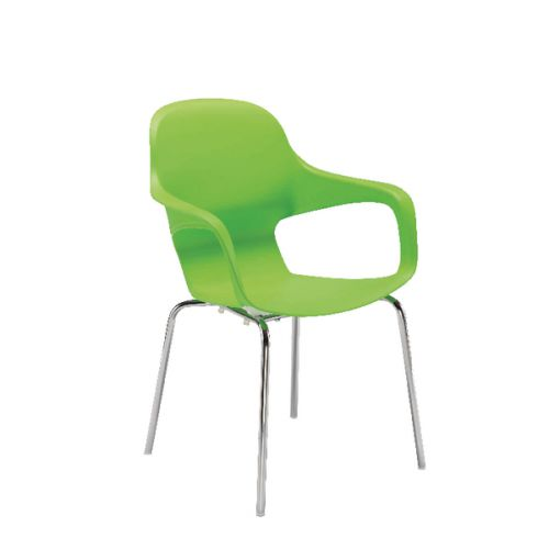 FF ARISTA CAFE BISTRO CHAIR GREEN