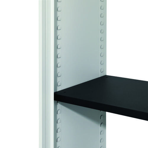 Talos Black Shelf fitment - designed for use with Talos stationery cupboards - KF78775
