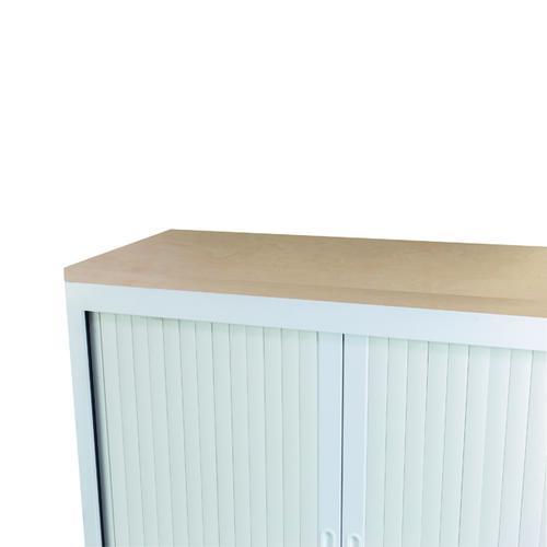 Talos Tambour Wooden Top Maple W1000 x D450 x H25mm TCS-TAM-TOPMA
