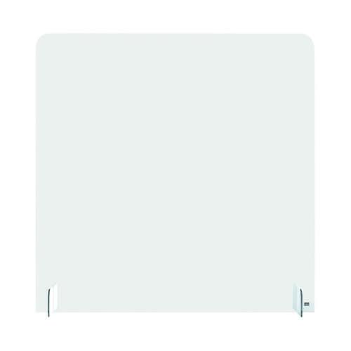 Nobo Plexiglass Counter Screen 700x850mm