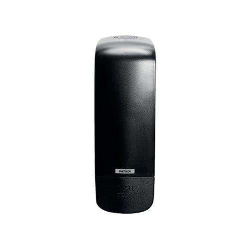 Katrin Inclusive Soap Dispenser 1 Litre Black 92209