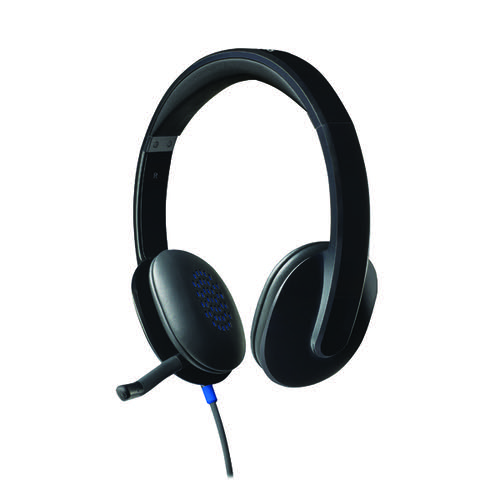 Logitech H540 USB Headset 981-000480