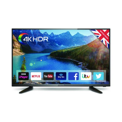 Cello 40 Inch Smart LED 4K TV C40SFS4K