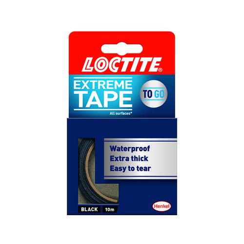 Loctite Extreme Tape 24mm x 10m Black 2505718