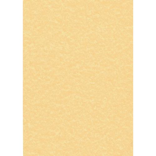 DECADRY PARCHMENT GOLD A4 L/HEADS PK100