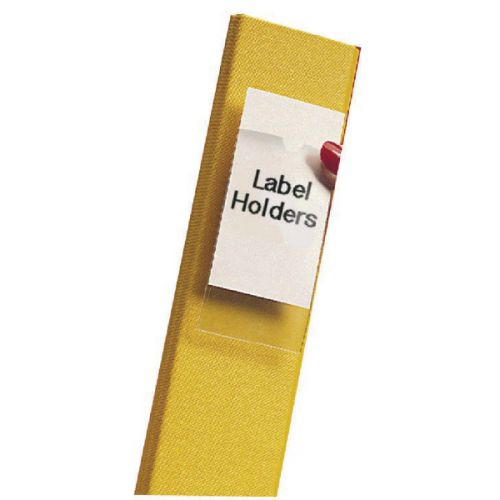 PELLTECH 55X102MM LABEL HOLDER PK6