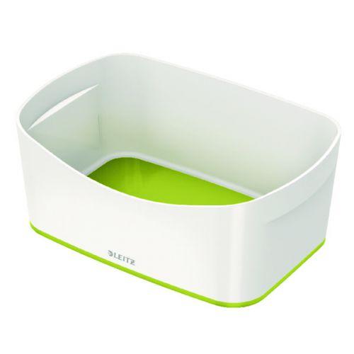 Leitz MyBox Storage Tray WOW White Green