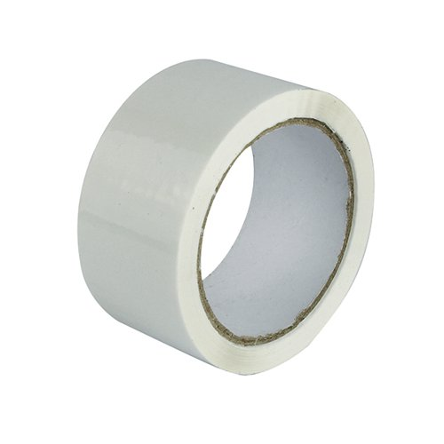 Polypropylene Tape 50mmx66m White (Pack of 6) APPW-500066-LN