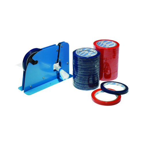 Metal Bag Neck Sealer 9mm (Accepts up to 9mm x 66m Tapes) 47227001