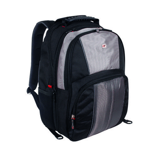 Gino Ferrari Astor Laptop Backpack Black GF502