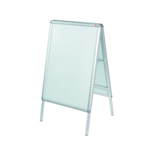 Nobo A-Board Snap Frame Poster Display A1