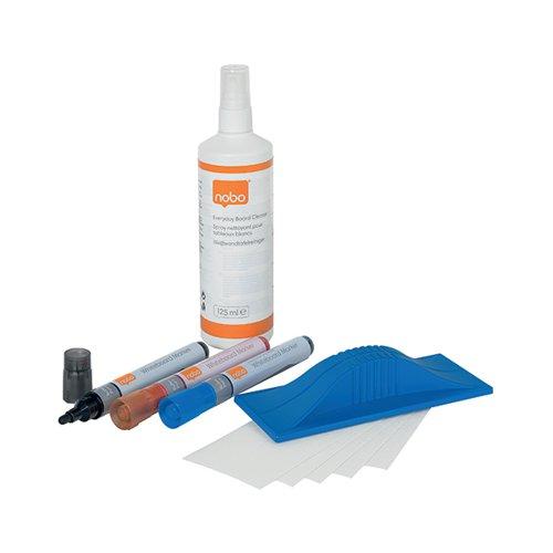 Nobo Whiteboard Starter Kit 34438861