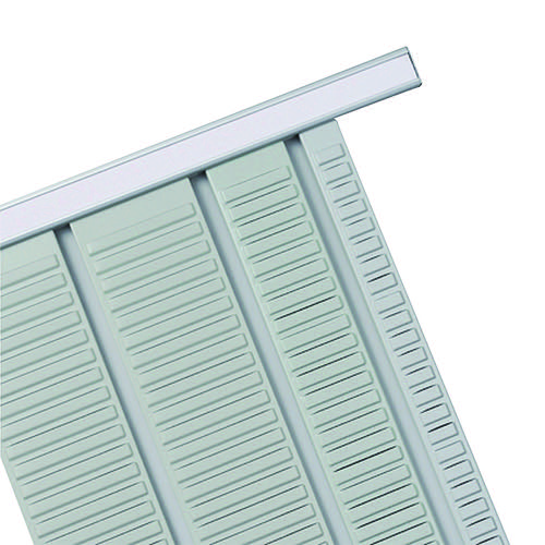 Nobo T-Card Panel Size 4 128mm 32 Slot (For use with Nobo T-Card Link Bars) 32938886