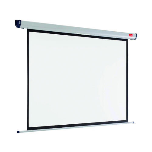 Nobo Wall Projection Screen 2400x1600mm White 1902394W