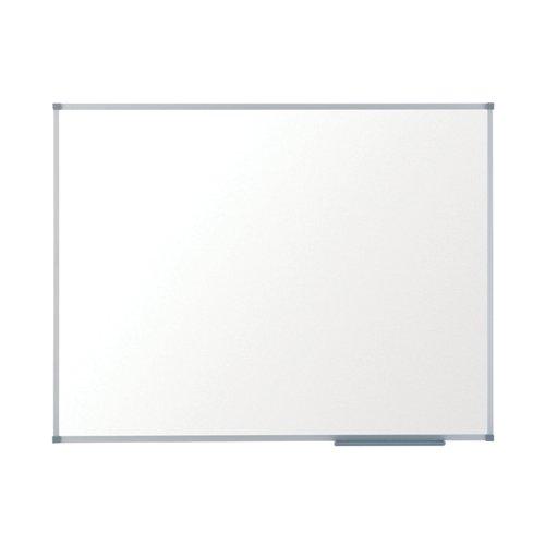 Nobo Basic Steel Magnetic Whiteboards, 900 x 600mm 1905210