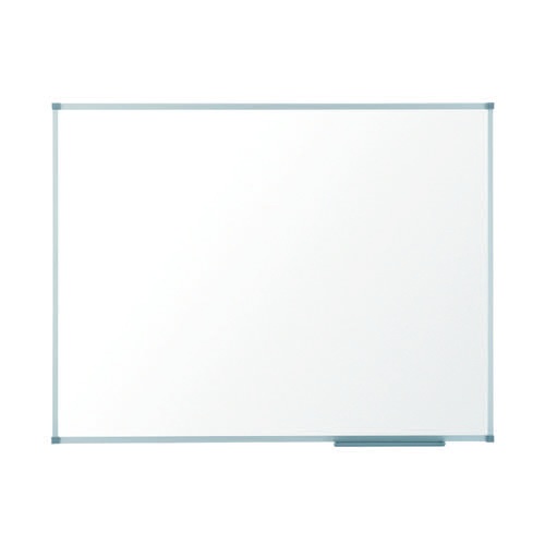 Nobo Basic Steel Magnetic Whiteboard 1200 x 900mm 1905211