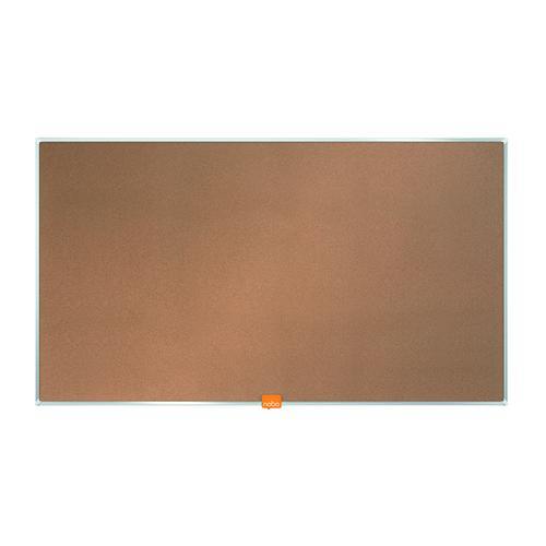 Nobo Widescreen 32in Cork Noticeboard