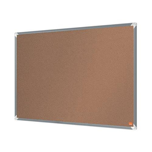 Nobo Premium Plus Cork Notice Board 1200x900mm