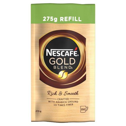 Nescafe Gold Blend Vending Coffee Refill Pk 300g 12162463