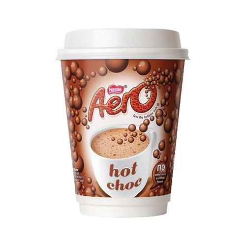 Nescafe and Go Aero Hot Chocolate Pk8