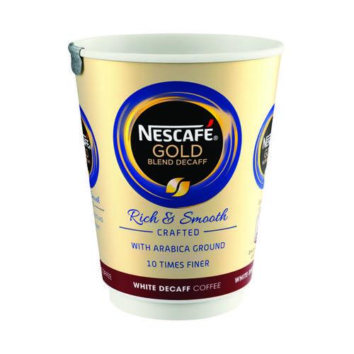Nescafe + Go White Decaf Pk8